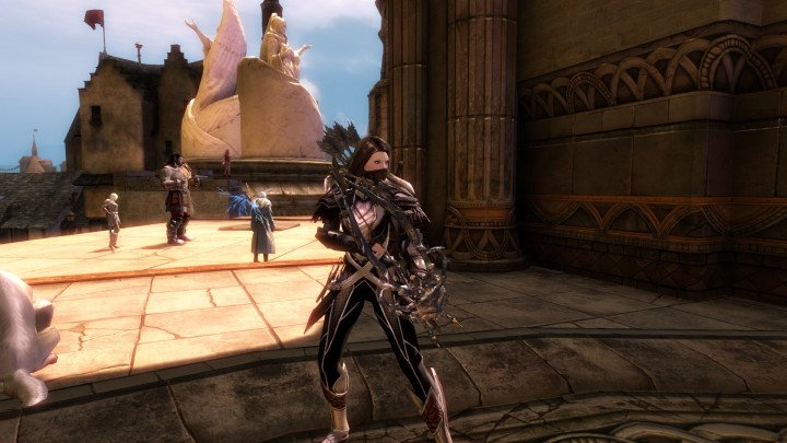 Guild Wars 2 Strider's Armor