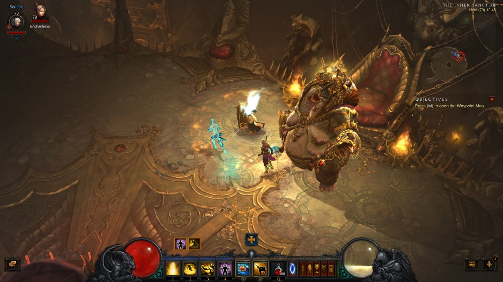 Diablo III - The Treasure Realm