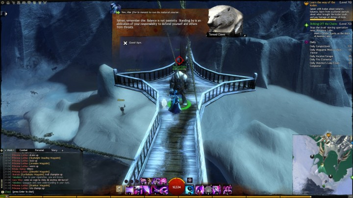 Kodan in Frostgorge Sound - Guild Wars 2