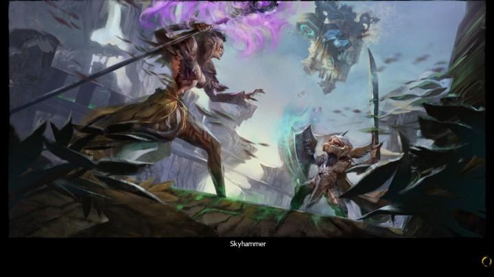 Guild Wars 2 - PvP - Skyhammer