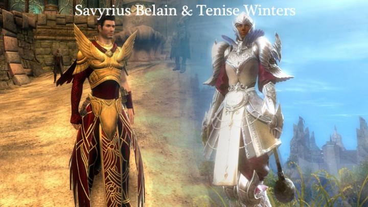 Guild Wars 2 - Savyrius & Tenise
